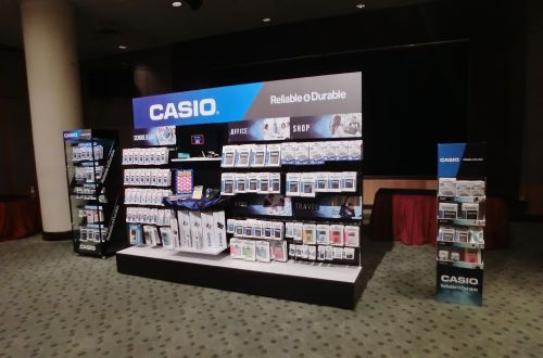CASIO Calculator - Dealer Conference @ Central